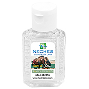 1.0 oz Antibactirial Hand Sanitizer Gel