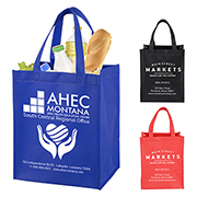 Full View Junior Large Grocery Shopping Tote Bag