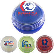 """Cora""Clear Cover Vanilla Scented Lip Moisturizer Ball"