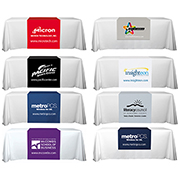 "6' - 60"" L Table Runners (Spot Colour)"